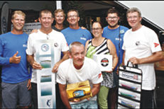 Winners Port Douglas Marlin Challenge Crew 2016